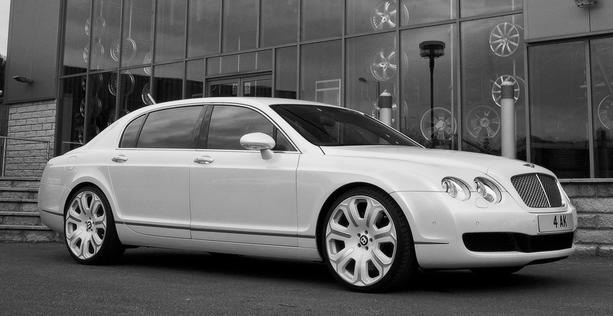 Concord_Bentley_Flying_Spur лимузин