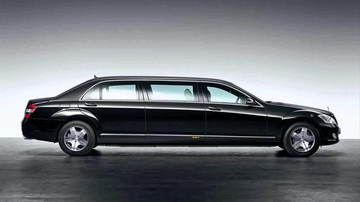 Mercedes-Maybach S-600 Pullman