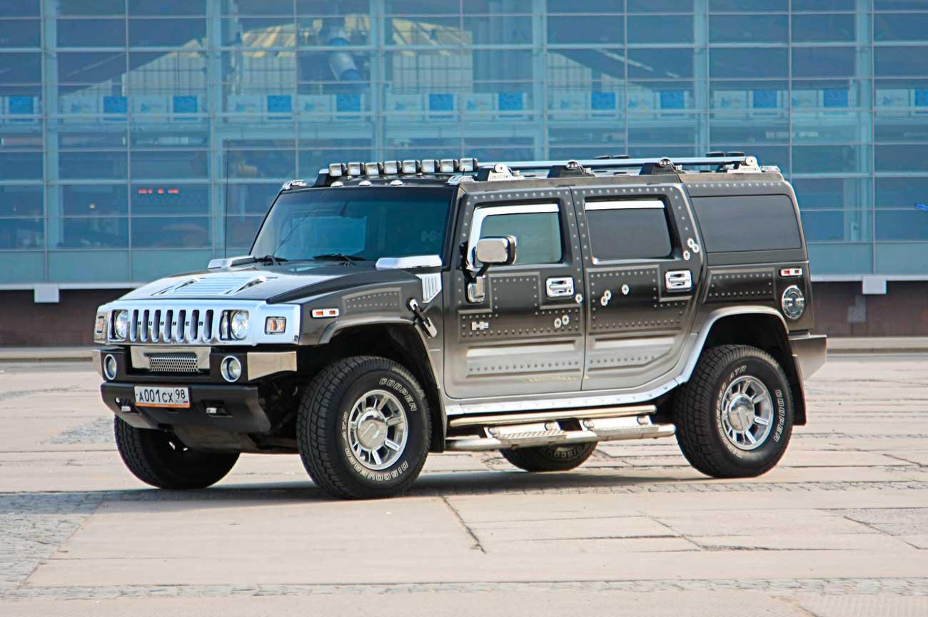 Hummer H2 V8 6.0 Luxury