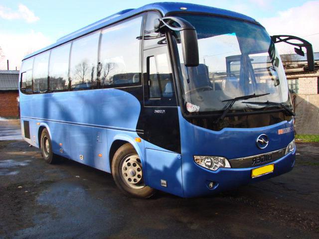 Bus Neoplan, Bova, Mercedes, Setra